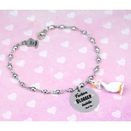 "Bracciale ""Fashion Blogger"""