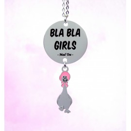 "Collana ""Bla Bla Girls"""