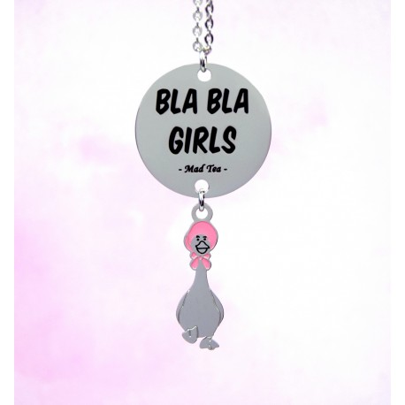 "Collana ""Bla Bla Girls"""