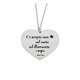 """Collana """"Una stella nel cuore"""""""