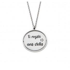 """Collana """"Ti regalo una stella n°2"""""""