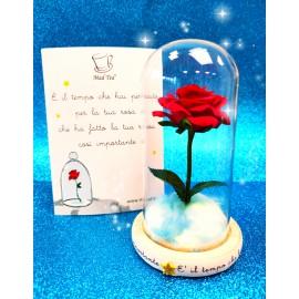 """Lampada """"Rosa del Piccolo Principe"""""""