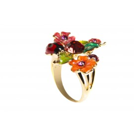 "Anello ""Field of flowers"""
