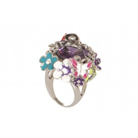 "Anello ""The treasure of flowers n°2"""