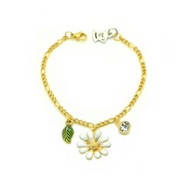 "Bracciale ""Little daisy"""