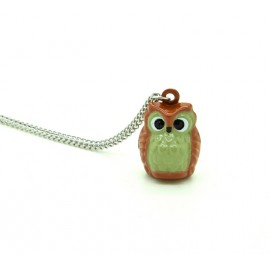 "Collana ""Singing owl"""