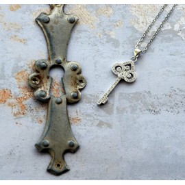 "Collana ""Time key"""