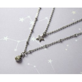 "Collana ""Shine like a star"""