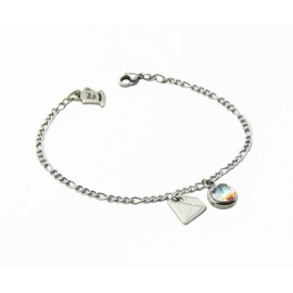 "Bracciale ""Bright like a diamond"""